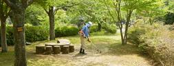 庭園・緑地管理