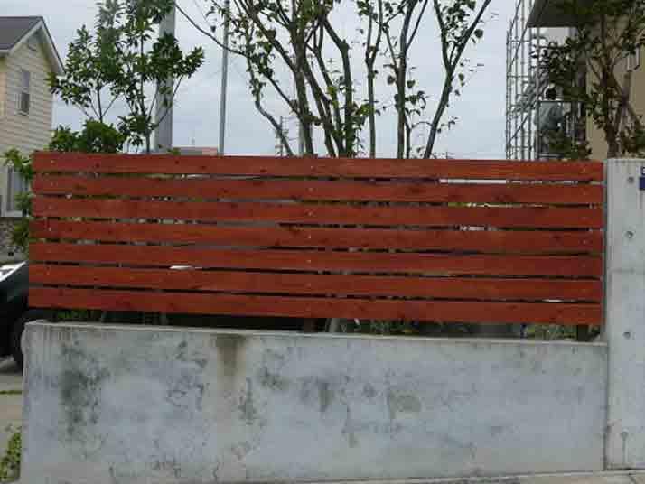 塀・垣根・柵・フェンス